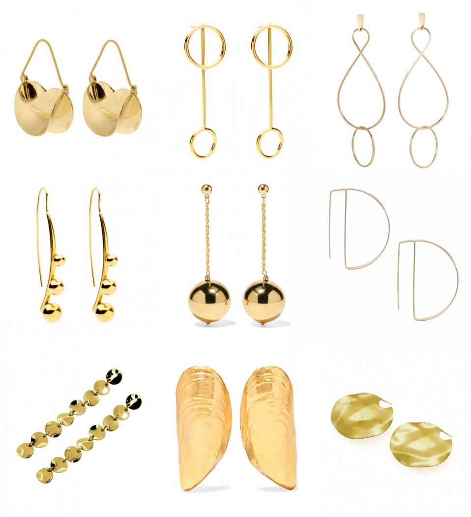EDIT : STATEMENT EARRINGS
